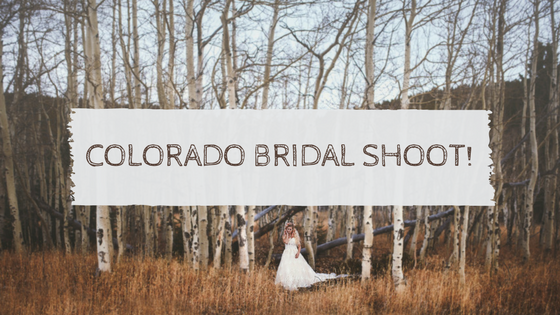 Boulder, CO Bridal Portraits