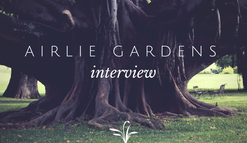 Airlie Gardens Wedding Venue Interview