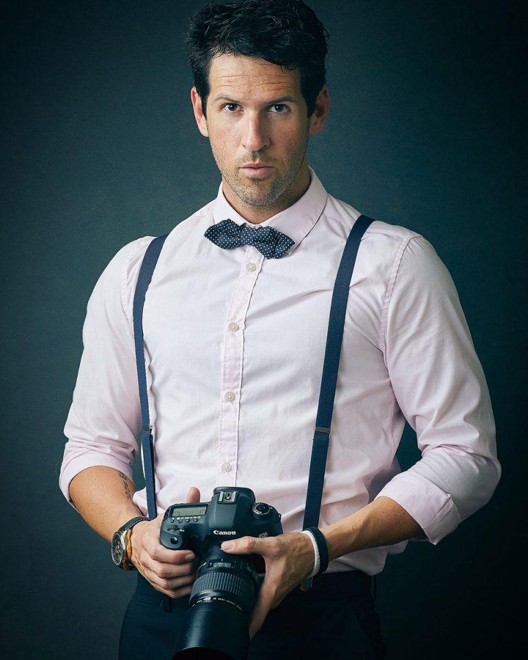 Professional headshot photography Marcus Anthony